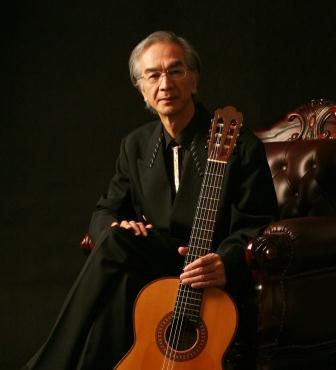 フラメンコギタリストの 吉川二郎さん